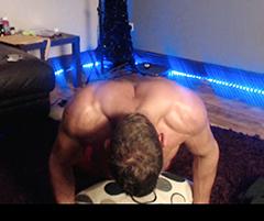 Muscle Flexing Hunk Worship Sweat RolePlay Uniform Cock Tease Masturbation Alpha Video Armpit Fetish Oil Domination Muscle Flexing Hunk Worship Sweat RolePlay Uniform Cock Tease Masturbation