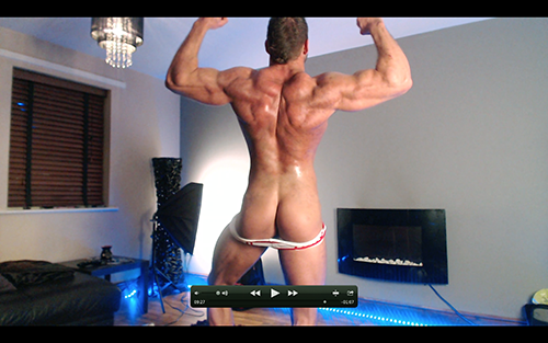 from Dante gay arse worship