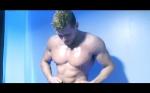 Muscle Ripped Shredded Hunk Pecs Stink Fart Vore Armpit Fetish Oil Domination Masturbation Bodybuilder Gay Video