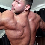 Biceps Hot Flexing Hunk Pecs Sweat Alpha Bum Armpit Fetish Oil Domination Masturbation Bodybuilder Gay Video