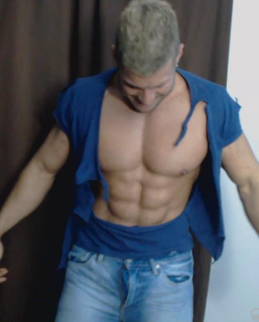 Hulk ShirtRip Rip Hunk Pecs Sweat Alpha Bum Armpit Fetish Oil Domination Masturbation Bodybuilder Gay Video