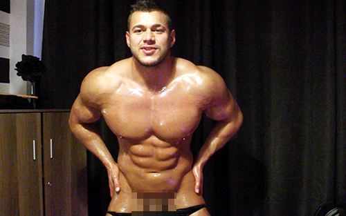 Biceps Jock Flexing Hunk Pecs Sweat Alpha Bum Armpit Fetish Oil Domination Masturbation Bodybuilder Gay Horny